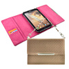 Lady's flip cover case for mini ipad universal tablet case