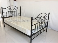 modern europe iron queen size bed
