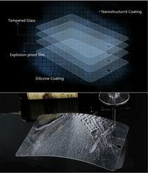 2014 new Premium Tempered Glass Screen Protector film for iPad Mini