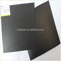 Prix HDPE/EVA geomembrane liner price, water proof material