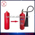 5kg de co2 del cilindro para el fuego extingfuishing