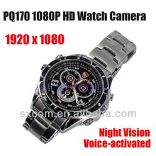 8GB Digital Smart Watch Video Camera CCTV Camera Spy Camera With Night Vision Spy Gadget PQ170