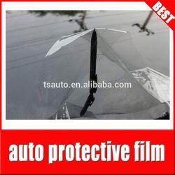 TSAUTOP 1.35*15m pet protection film\self adhesive car car body protective film auto
