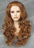 Synthetic Blonde lace front wigs lace ear to ear lace wigs for black women Nicole Kidman wigs