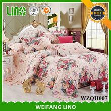 hot cotton 4 pcs bridal bedding set