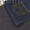 cotton 100 denim fabric from China denim supplier