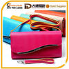 different color woman wallet ladies leather wallets wallet purses with shoulder straps