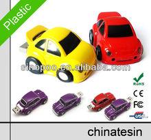 Mini Cooper Car USB, Plastic Car shape USB Flash , Car shape USB Memory