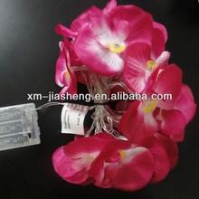 orichee flower 4.5V led battery operated string light,fairy light,garland light
