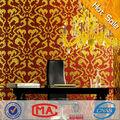 Hf jy13-p02 bisazza design imitação de ouro e vermelho cor da mistura de decoração da parede da telha de mosaico de vidro barato preço do tijolo