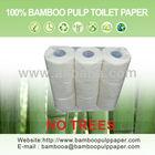 Bamboo bathroom tissue (toilet paper)9 rolls/pack