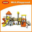 Kids outdoor gymnastic playground equipment with CE approved