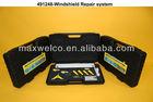 Windshield Repair system Professional, CAR REPAIR KIT, AUTO REPAIR TOOL