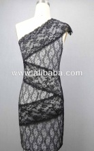 Lady New Fashion Lace Evening Dress
