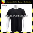 plain black t shirts for men