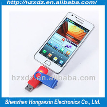 New Mobile usb flash drive,Smart USB flash disk,double-end usb pen drive usb 2.0 and