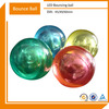 Christmas Led Flashing Bouncing Ball With Multi-color Light
