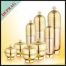 20ml 30ml 50ml luxury acrylic cosmetic jars,50g cosmetic packaging bottle,30g acrylic packaging for cosmetics