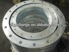 DN90 Steel Pipe Flange , Pipe Fittings , Forged Flanges