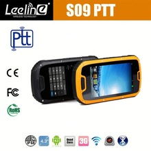 2014 new cheap unlocked android smartphone S09 quad core 3g gps IP68 rugged phone,cingular rugged phones at&t