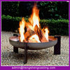 Hot sale D80cm outdoor steel fire pit / fire bowl