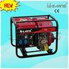 Open frame 2000 watts portable diesel generator