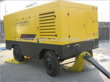 Portable diesel screw Air compressor/air compressor for mining