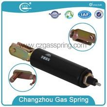 safety locking shroud gas springs