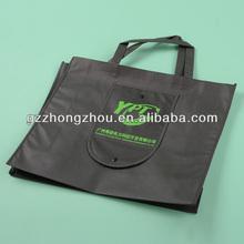China factory wholesale beautiful fashion pp environmental non woven shopping bag