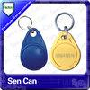 Plastic Round RFID Key Tags