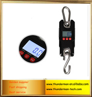 300kg/0.1kg Mini Electronic Digital Portable Weighing Luggage Travel Scale