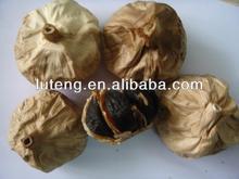 Korean natural black garlic Fermented black garlic with high quality