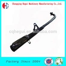 heat resistance motorcyce exhaust carbon muffler