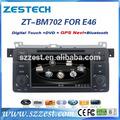 zestech للبيع بي ام دبليو للسيارات لdvd e46 7 بوصة تعمل باللمس دي في دي مع نظام تحديد المواقع الى ايطاليا اسبانيا السوق الخ
