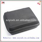 custom black hair stylist tool case, professional hairdresser carrying case