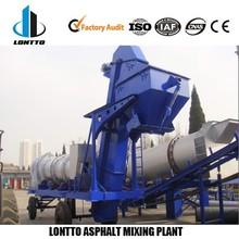 China DHB20 Mini Asphalt and Aggregate Mixing Machine