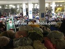 Shenzhen used clothing ,secondhand clothing factory