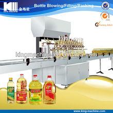 Cooking Oil Filling Machine / Bottling Line