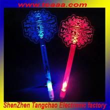 personalized flashing led light up batons