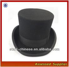Zd161 sombrero de copa negro barato