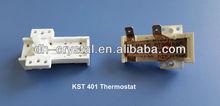 bimetal thermostat . Heater Fry pot New KST401 Heater Thermostat