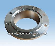 astm b381 forged F12 titanium flange titanium flange F2