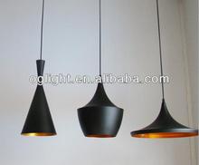 2015 new Indoor metals pendants light from zhongshan lighting