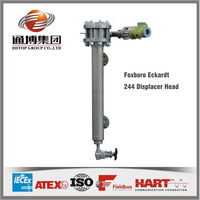 Oily Water FOXBORO Displacer Level Meter