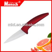 3 inch cute ceramic knife in bulk made in China