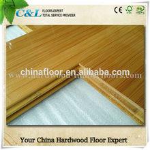 Foshan cheap Solid matt gloss bamboo floor
