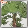 Disponible pour l'exportation de palmier artificiel feuilles en stock noms imperméable à l'eau des feuilles en inde