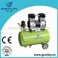 Eléctrico del compresor de aire de una sola fase/silencioso de suministro de aceite del motor eléctrico libre para compresor de aire