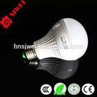 Cheap price led lighting bulb 5w/7w/9w with 90lm per watt