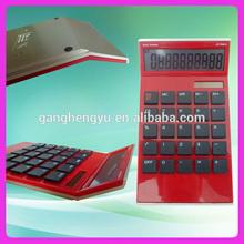 Big button solar table electronic calculator, 10 digit financial desktop calculator